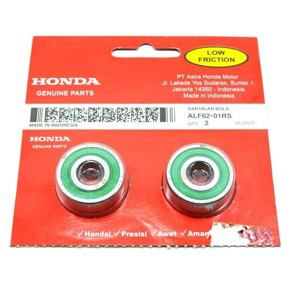 Bearing Ball (SET) Blade FI, BeAT Sporty eSP, BeAT POP eSP, Supra X 125 FI